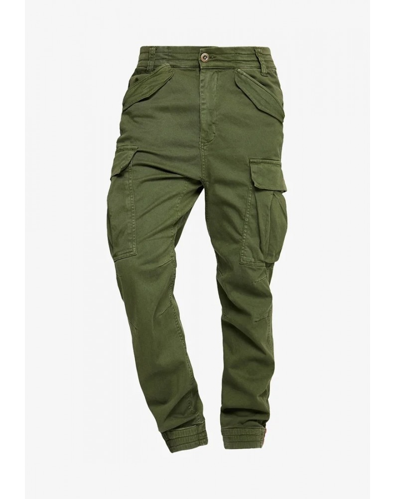 Kalhoty Airman Pant Alpha Industries Dark olive
