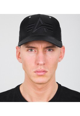 Čepice FLIGHT CAP Alpha Industries, Black