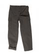 BW MOLESKIN zateplené kalhoty s termovložkou ČERNÉ