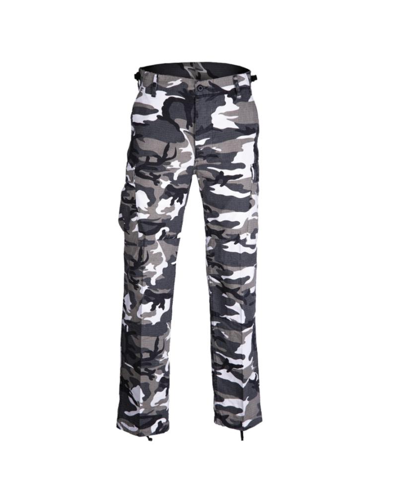 US kalhoty BDU RIPSTOP CO. předeprané URBAN