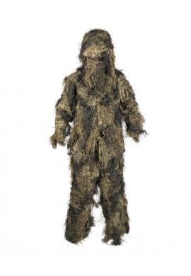 """4-Dílný maskovací oblek Hejkal """"ANTI FIRE"""" WOODLAND"""
