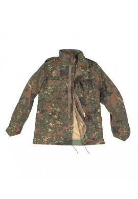 US Polní bunda M65 s vložkou FLECKTARN