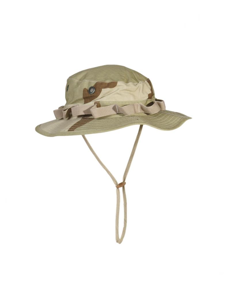 US GI klobouk RIPSTOP 3-BAREVNÝ DESERT