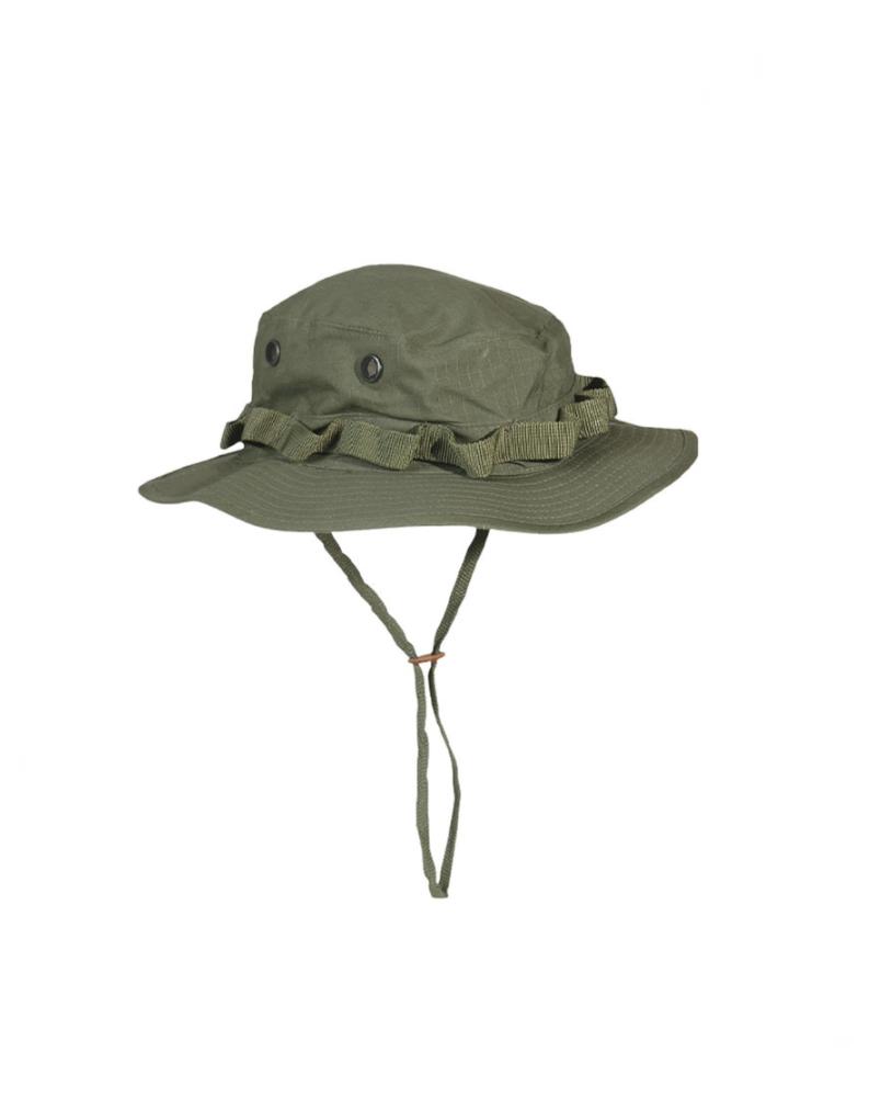 US GI klobouk RIPSTOP OLIVOVÝ