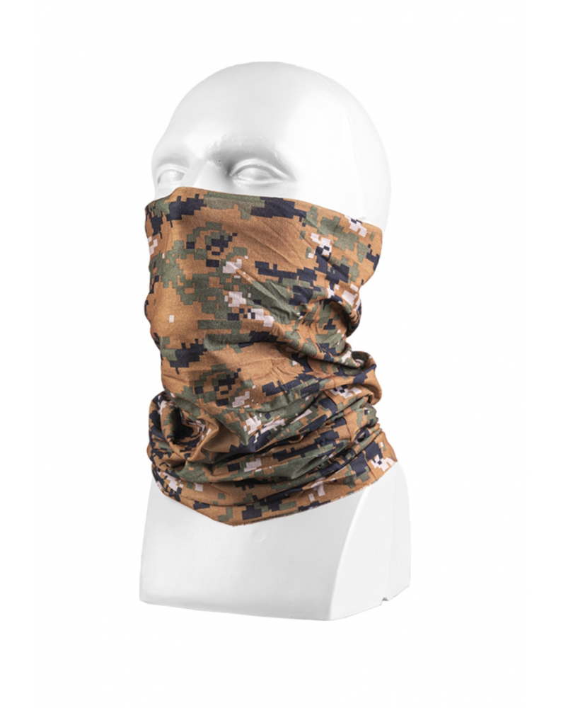Multifunkční šátek DIGITAL W/L
