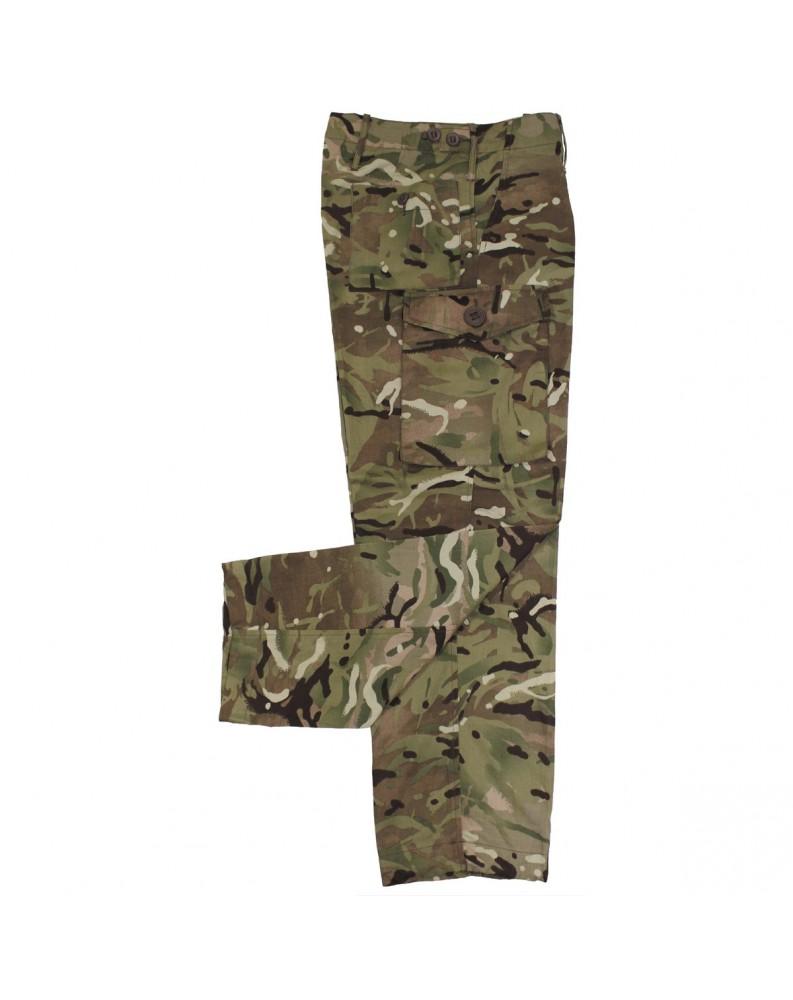 Originál britské kalhoty MTP použité