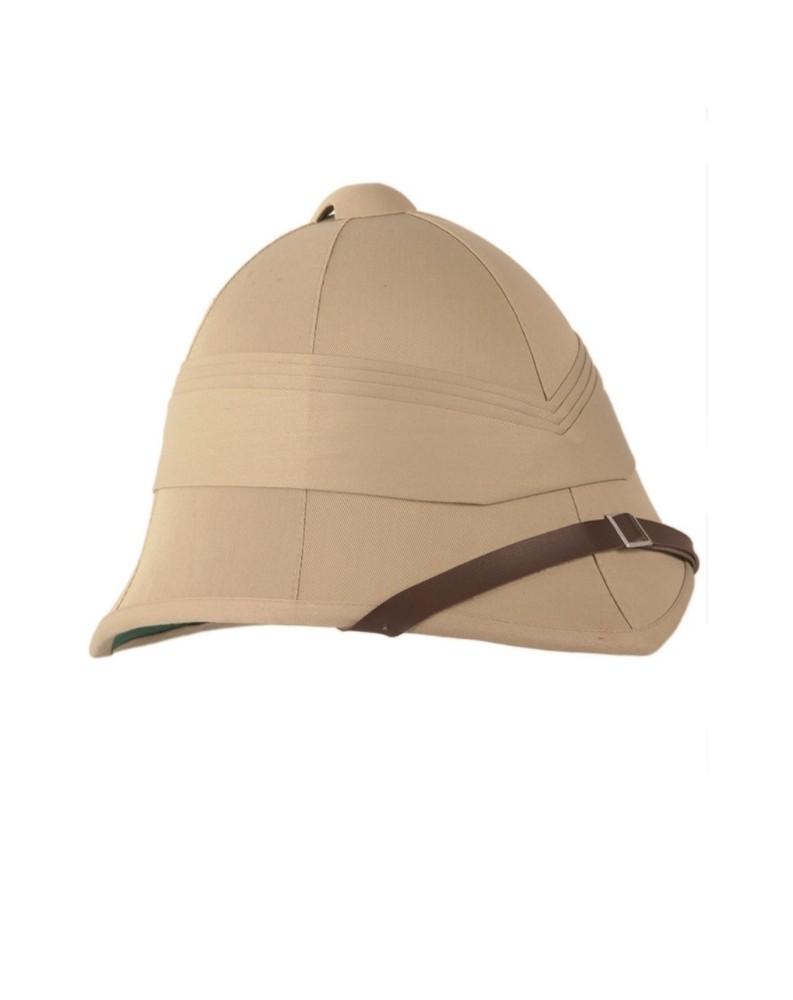 Britská tropická helma (starý model)