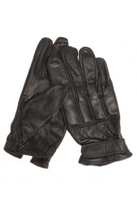 Kožené rukavice s pískem Defender
