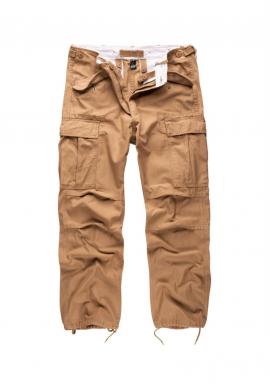 Kalhoty M65 VINTAGE FATIGUES KHAKI