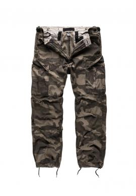 Kalhoty M65 VINTAGE FATIGUES BLACKCAMO