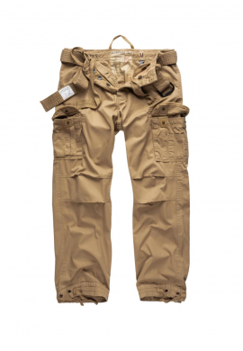 Kalhoty VINTAGE PREMIUM KHAKI