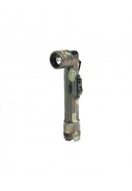 US baterka koleno malá (2AA) LED FLECKTARN