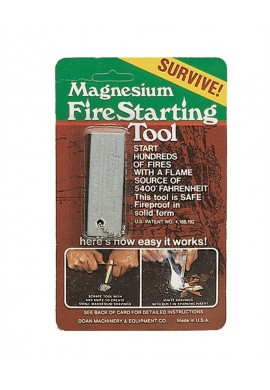 US magneziové křesadlo originál