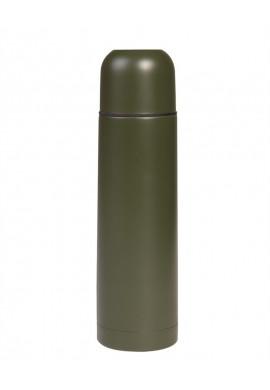 Termoska Vakuum nerezová 1 litr olivová