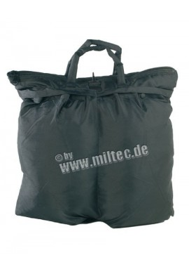 US taška na helmu černá 44x30x11