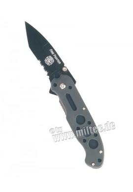 Zavírací nůž Fire Fighter černý