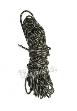 Vícežilné lanko 3mm (15m) camo