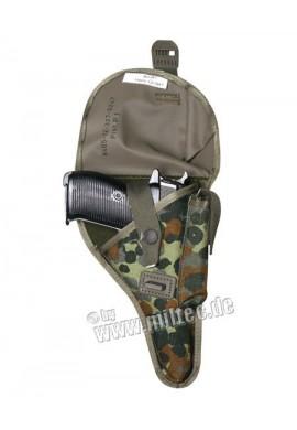 Pouzdro na pistoli P1 (P38) flecktarn