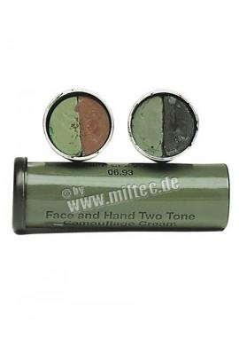 GB maskovací barvy oliv, hnědá