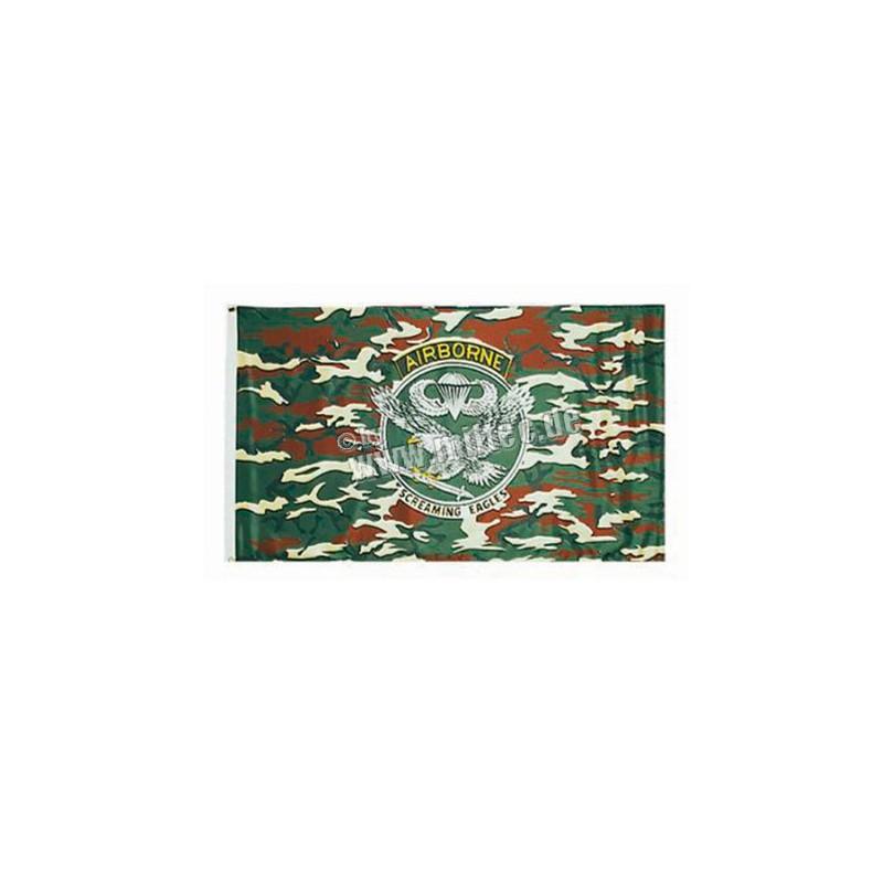 Vlajka Airborne camo