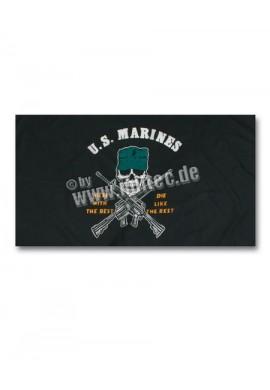 Vlajka USMC motiv