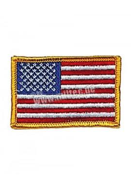 Nášivka US vlajka barevná