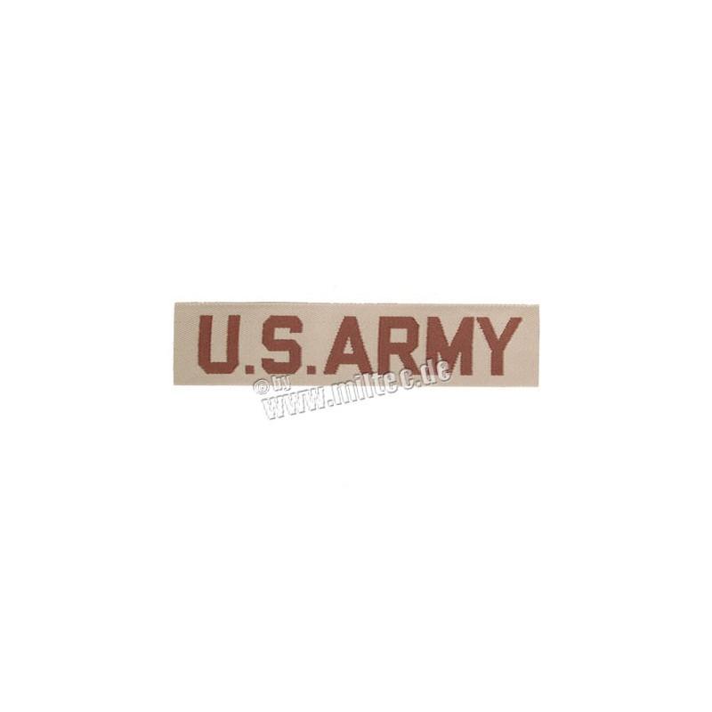 Nášivka US Army desert