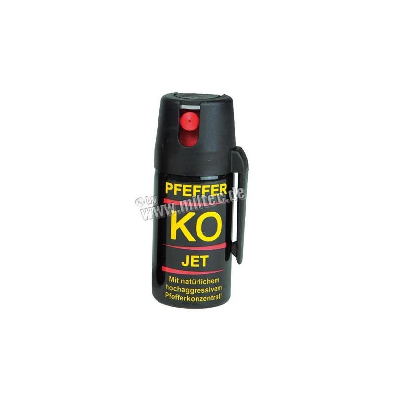 Pepřový sprej Tekutá střela KO 40ml