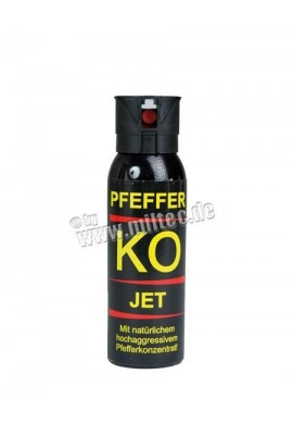 Pepřový sprej Tekutá střela KO 100ml