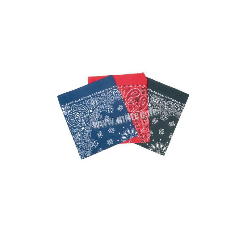 Šátek Bandana modrá