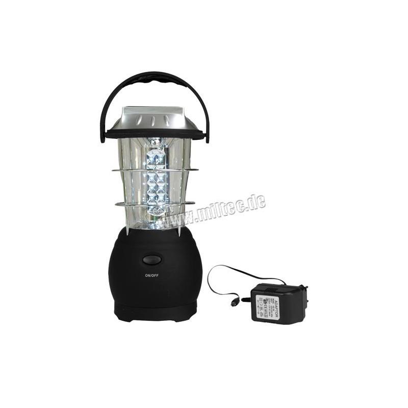 Dobíjecí svítilna LED