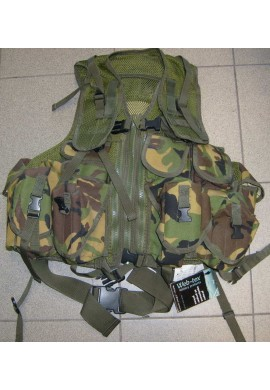 GB taktická vesta a camelbag Webtex