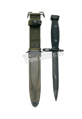US bajonet M7 s pochvou M8A1
