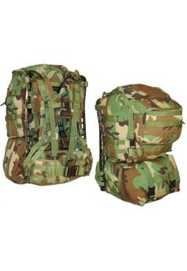 MOLLE II Main Pack W/L batoh s rámem
