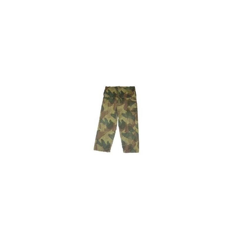 Belgické commandos kalhoty