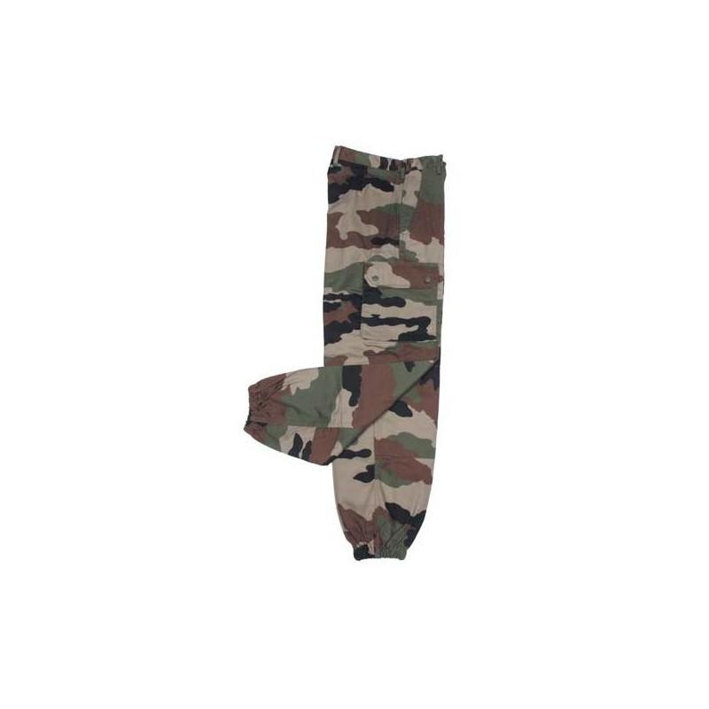 FR kalhoty CCE camo F1