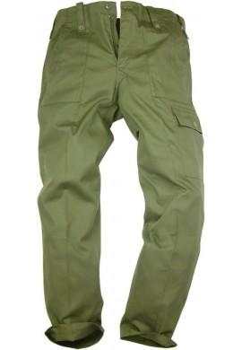 GB olive kalhoty