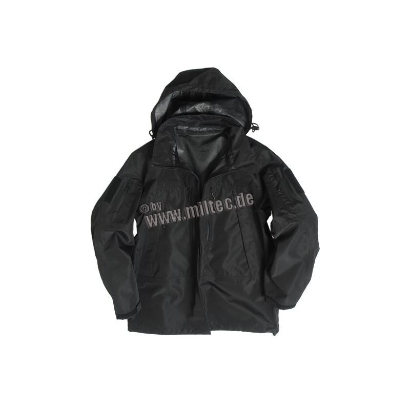 Softshell bunda PCU 02 Black