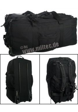 Velká přepravní taktická taška na kolečkách