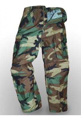 Kalhoty M65 NYCO woodland