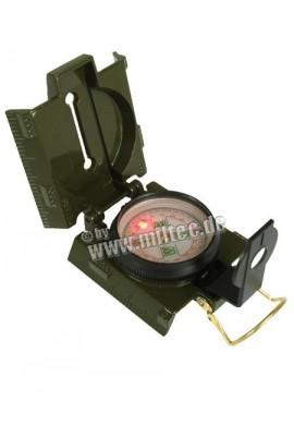 Kompas s LED podsvícením