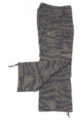 US kalhoty Vietnam Rip Stop tiger předepr.