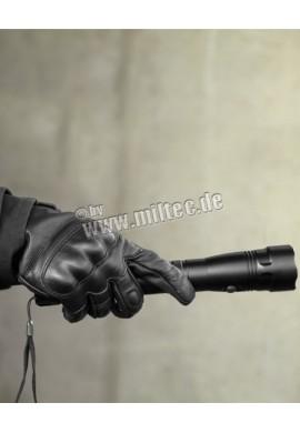 Taktické rukavice kožené