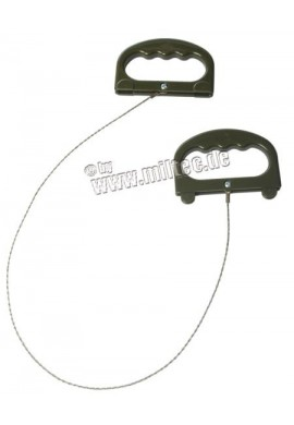 Drátěná pila s ABS rukojetí
