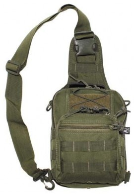 Taktická taška MOLLE MFH zelený