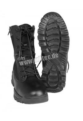 Taktické boty 2ZIP černá