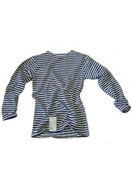 Ruské tričko dlouhý-rukáv světle MORDÉ VDV výsadkářské