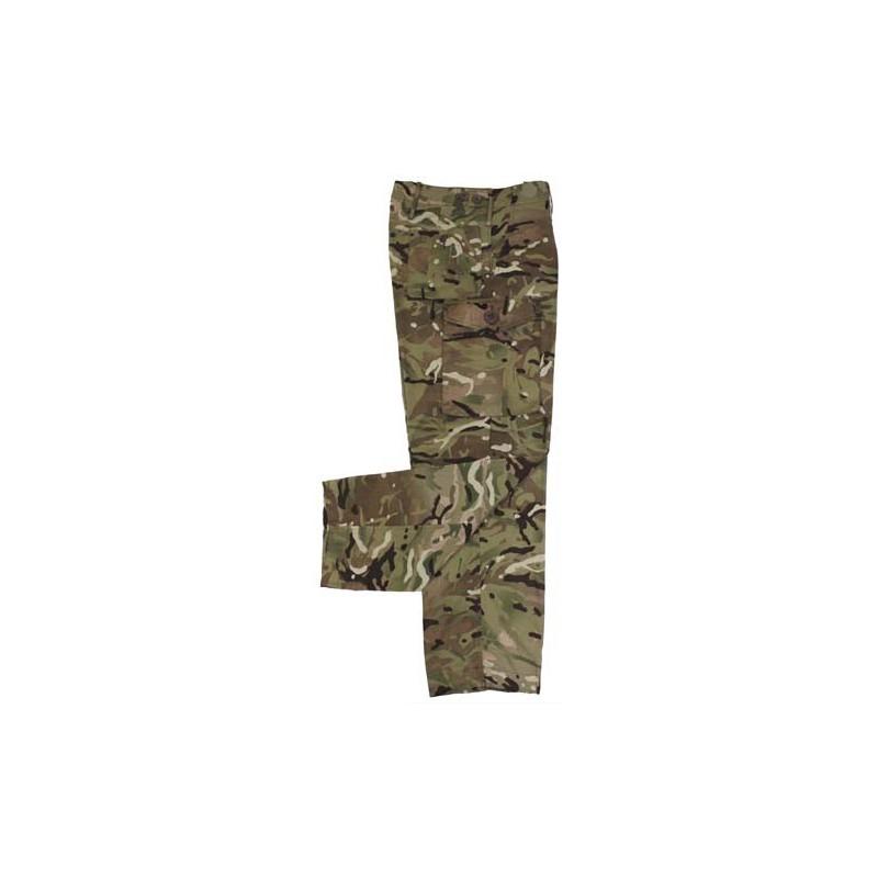 Britské kalhoty MTP - použité
