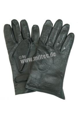 Kožené rukavice Francouzské Armády
