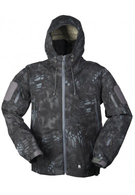 Mandra Hardshell prodyšná bunda